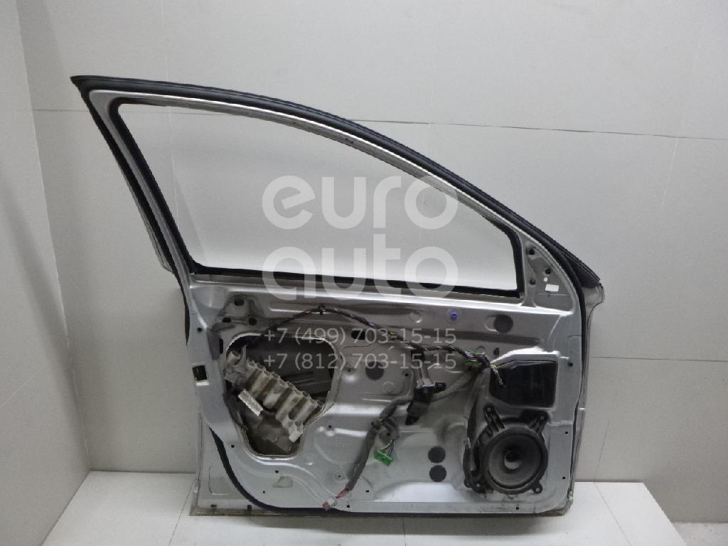 Дверь передняя левая для Volvo XC70 Cross Country 2000-2006;V70 2001-2006;S60 2000-2009 - Фото №1