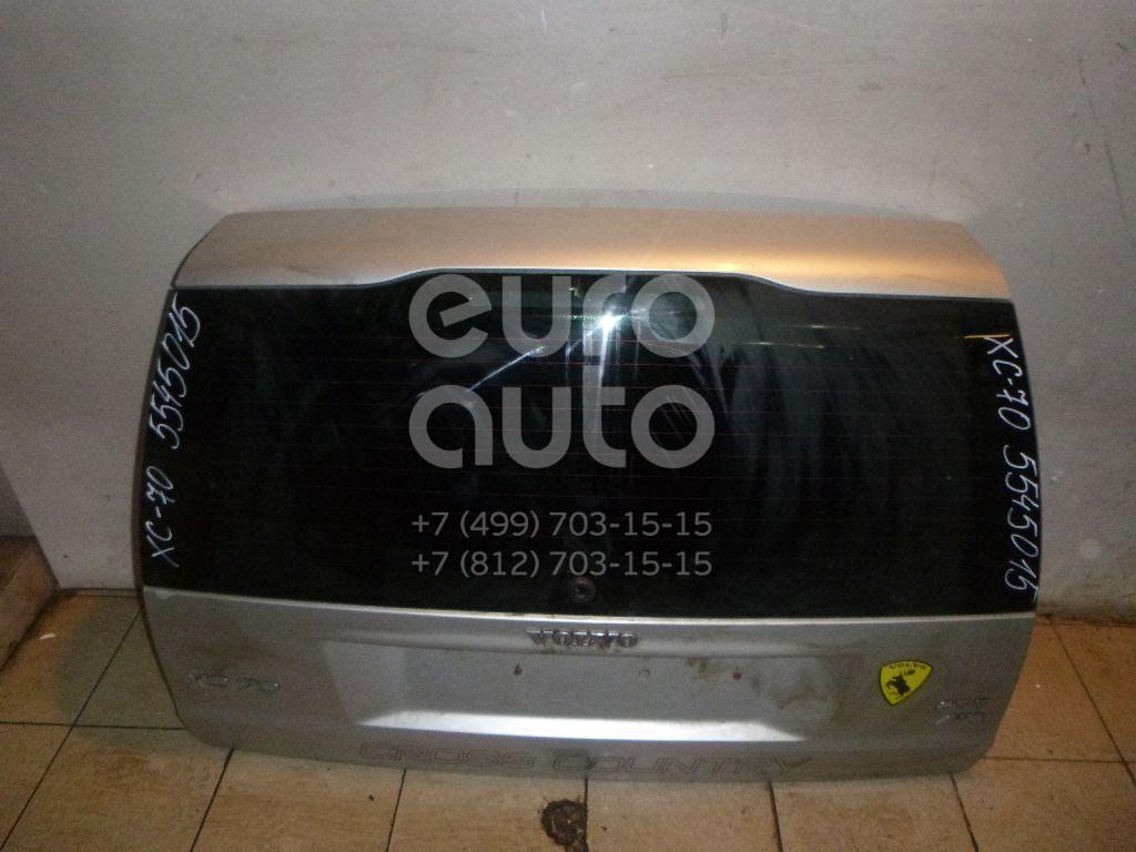 Дверь багажника со стеклом для Volvo XC70 Cross Country 2000-2006 - Фото №1