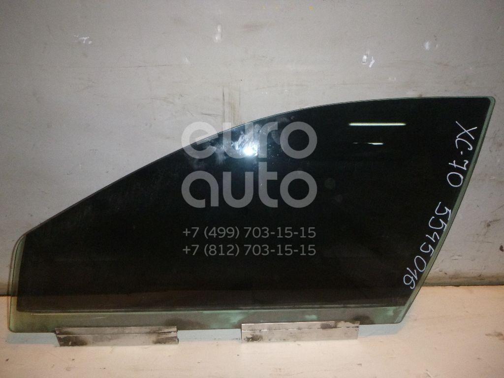 Стекло двери передней левой для Volvo XC70 Cross Country 2000-2006;V70 2001-2006;S60 2000-2009 - Фото №1