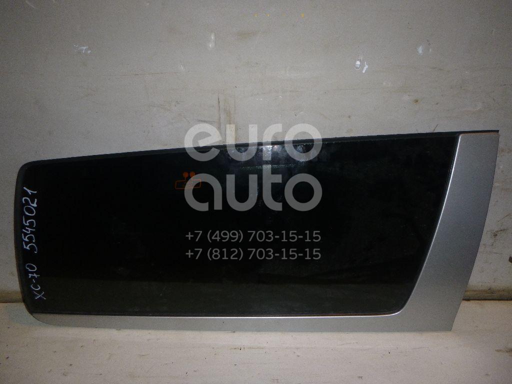 Стекло кузовное глухое правое для Volvo XC70 Cross Country 2000-2006 - Фото №1