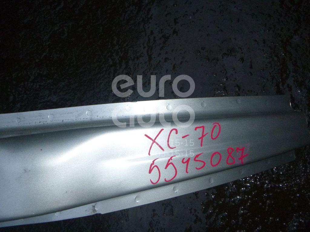 Порог со стойкой правый для Volvo XC70 Cross Country 2000-2006 - Фото №1