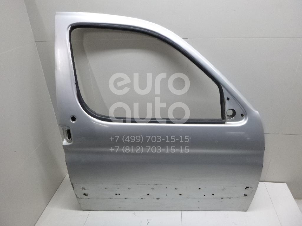 Дверь передняя правая для Peugeot Partner (M59) 2002-2010 - Фото №1