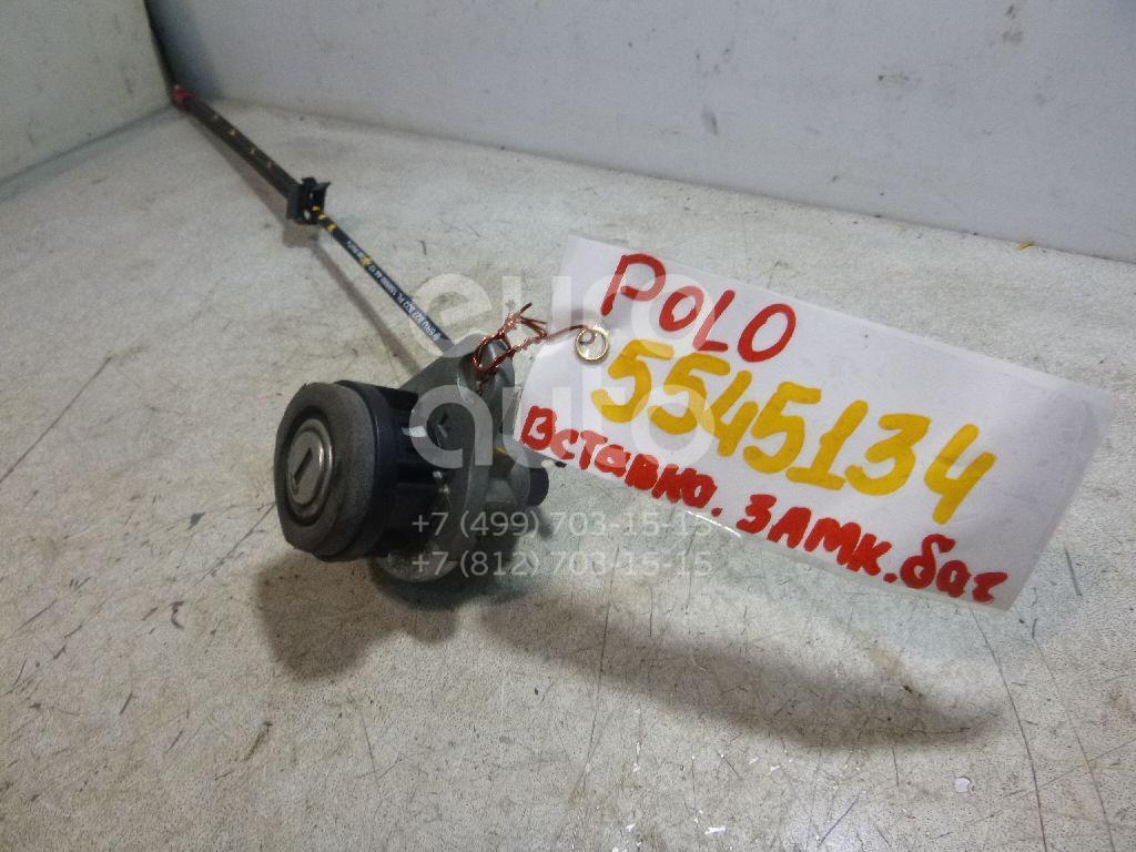 Вставка замка багажника для VW Polo (Sed RUS) 2011> - Фото №1