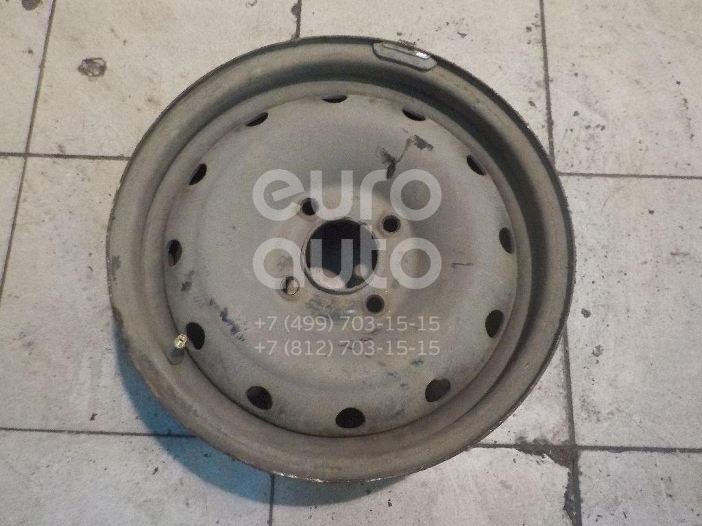 Диск колесный железо для Peugeot Partner (M59) 2002-2010;Berlingo(FIRST) (M59) 2002-2010 - Фото №1