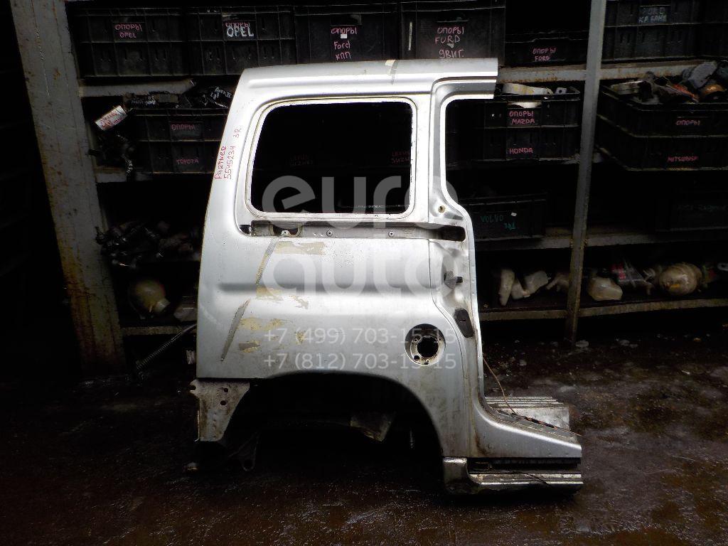 Крыло заднее правое для Peugeot Partner (M59) 2002-2012 - Фото №1