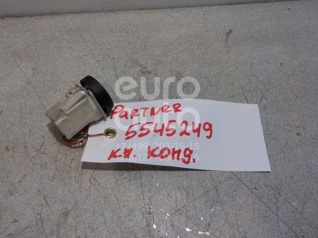 Кнопка кондиционера для Peugeot,Citroen Partner (M59) 2002-2012;Berlingo(FIRST) (M59) 2002-2012 - Фото №1