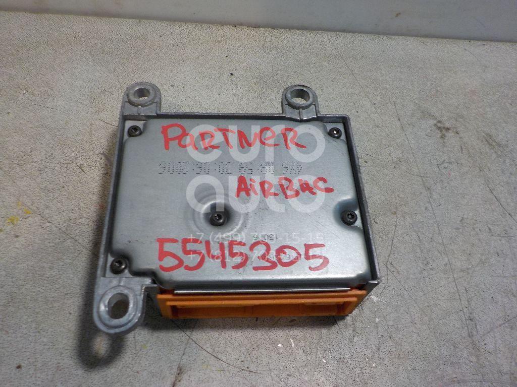 Блок управления AIR BAG для Peugeot,Citroen Partner (M59) 2002-2010;Berlingo(FIRST) (M59) 2002-2012 - Фото №1