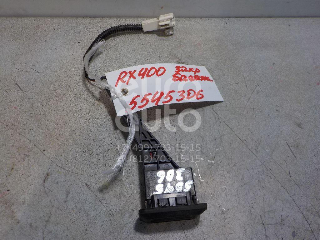 Кнопка открывания багажника для Lexus RX 300/330/350/400h 2003-2009 - Фото №1