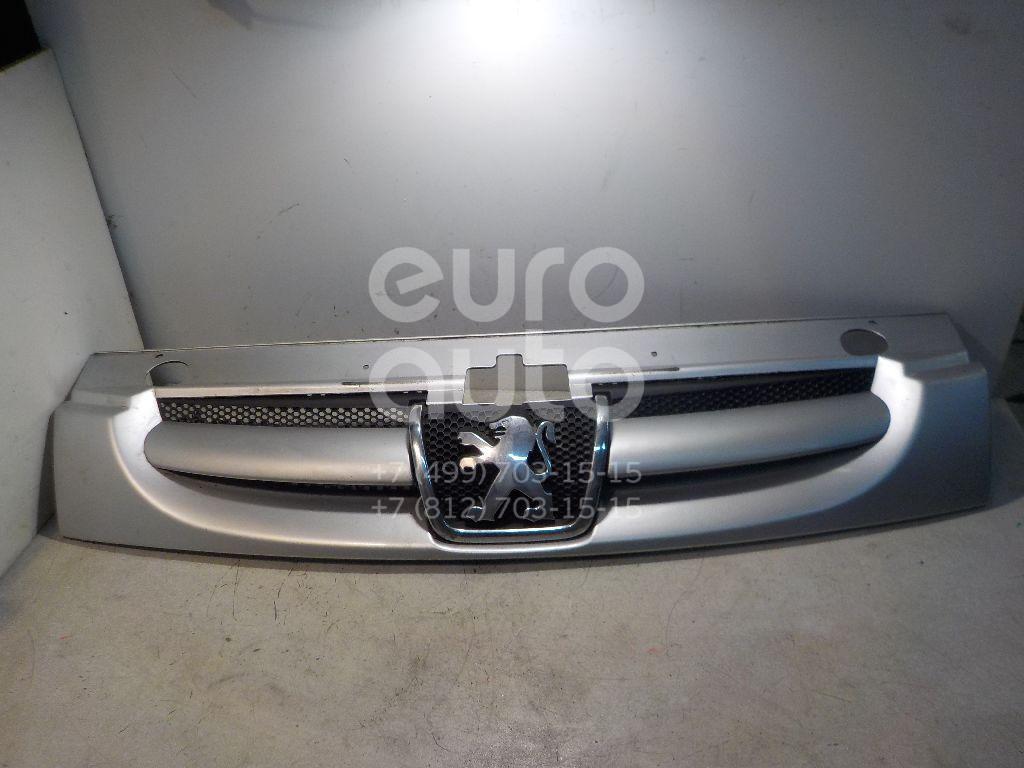Решетка радиатора для Peugeot Partner (M59) 2002-2010 - Фото №1