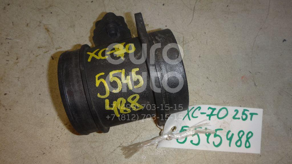 Расходомер воздуха (массметр) для Fiat XC70 Cross Country 2000-2006;145 1994-2001;146 1994-2001;XC90 2002-2015;V70 2001-2006;S80 1998-2006;S60 2000-2009;Punto 188 1999-2005 - Фото №1