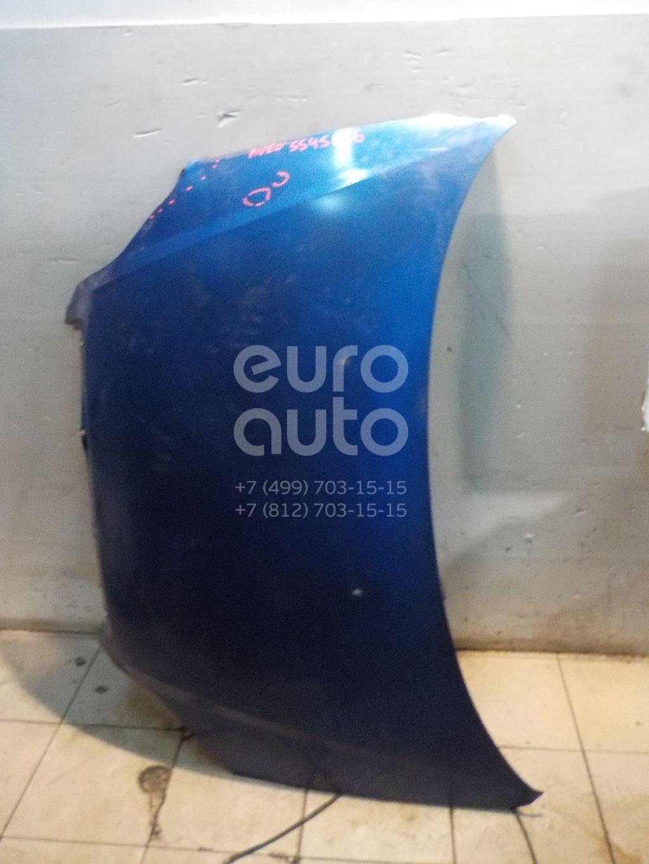 Капот для Chevrolet Aveo (T250) 2005-2011 - Фото №1