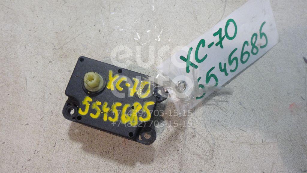 Моторчик заслонки отопителя для Volvo XC70 Cross Country 2000-2006;XC90 2002-2015;S80 1998-2006 - Фото №1
