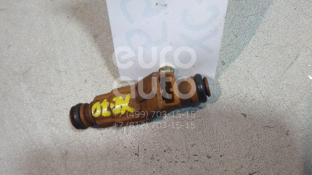 Форсунка инжекторная электрическая для Volvo XC70 Cross Country 2000-2006;XC90 2002-2015;V70 2001-2006;S80 1998-2006;S60 2000-2009 - Фото №1