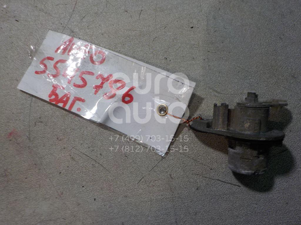 Вставка замка багажника для Chevrolet Aveo (T250) 2005-2011 - Фото №1