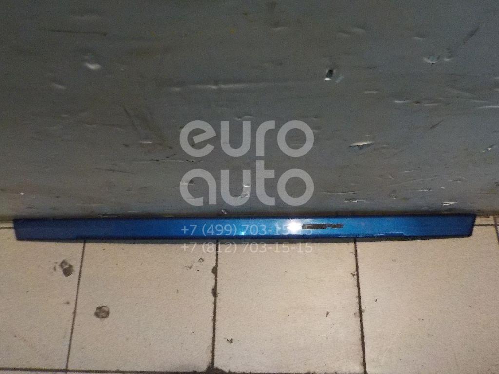 Накладка крышки багажника для Chevrolet Aveo (T250) 2005-2011 - Фото №1