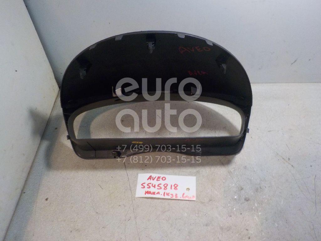 Накладка (кузов внутри) для Chevrolet Aveo (T250) 2005-2011 - Фото №1