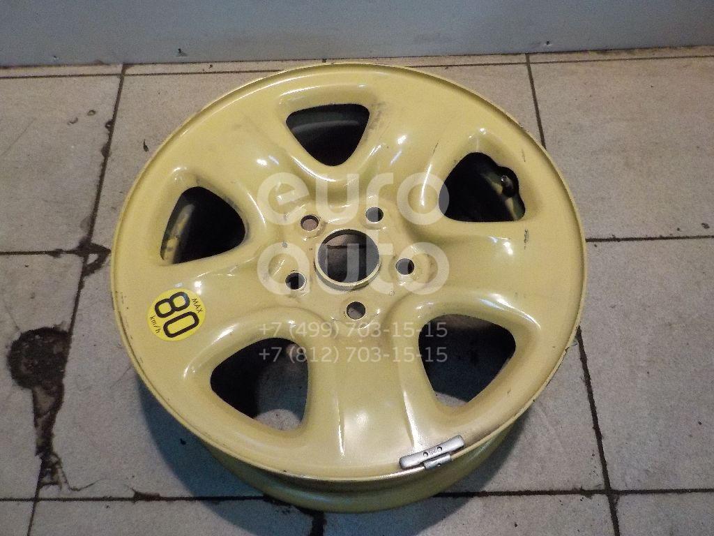 Диск запасного колеса (докатка) для Suzuki Grand Vitara 2006> - Фото №1