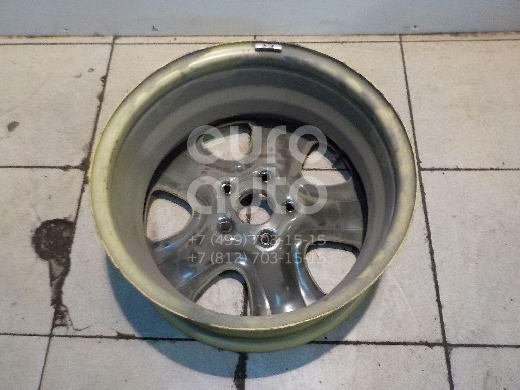 Диск запасного колеса (докатка) для Suzuki Grand Vitara 2005-2015 - Фото №1