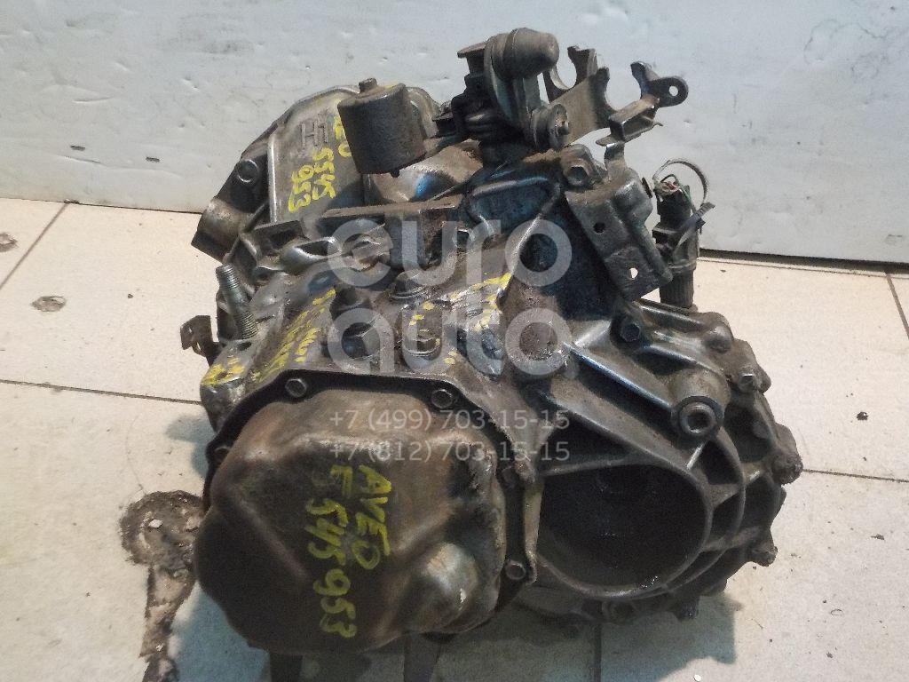МКПП (механическая коробка переключения передач) для Chevrolet Aveo (T250) 2005-2011 - Фото №1