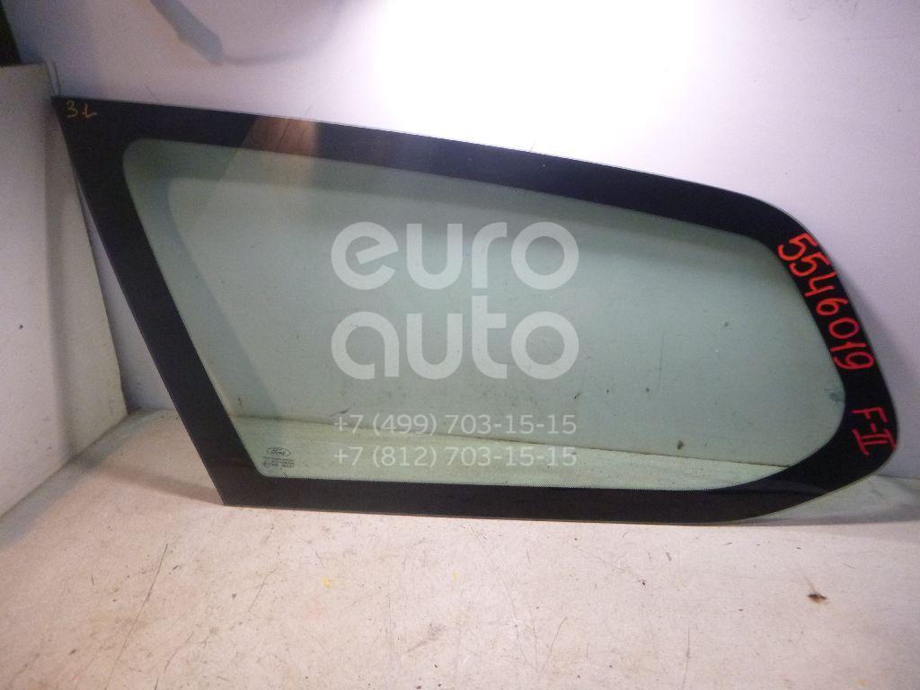 Стекло кузовное глухое левое для Ford Focus II 2008-2011;Focus II 2005-2008 - Фото №1