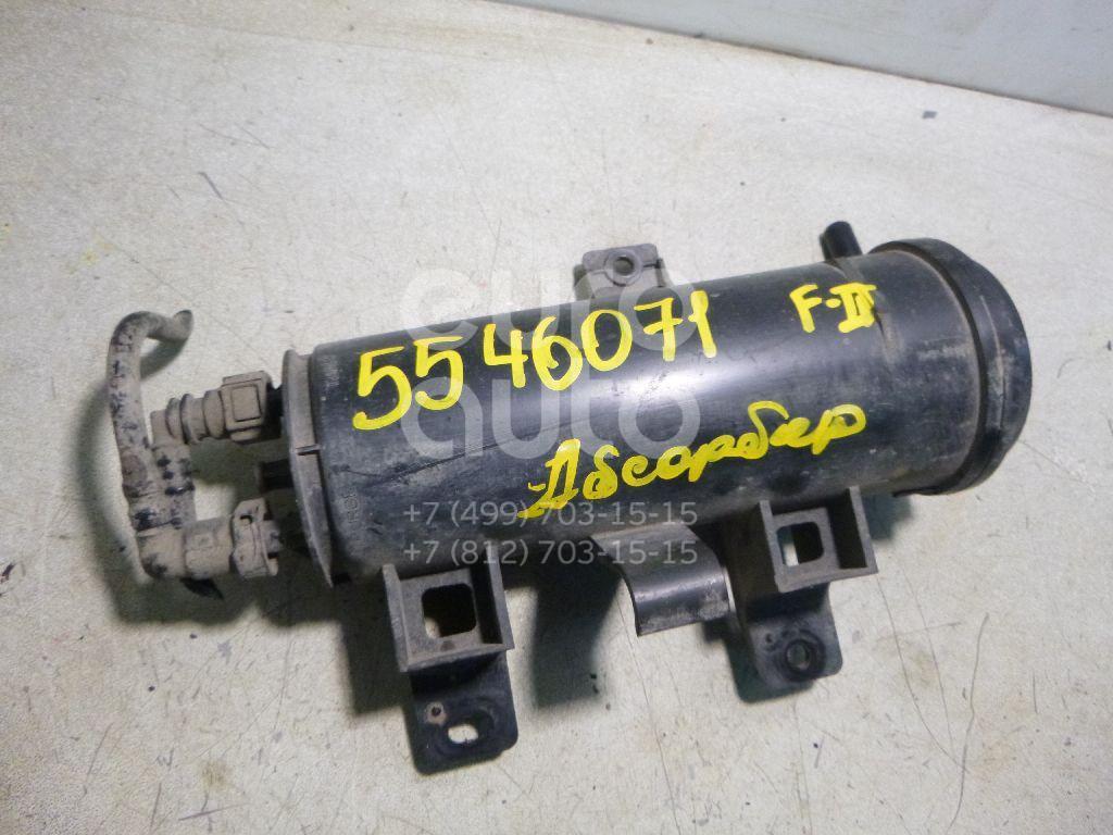 Абсорбер (фильтр угольный) для Ford Focus II 2008-2011;Focus III 2011> - Фото №1