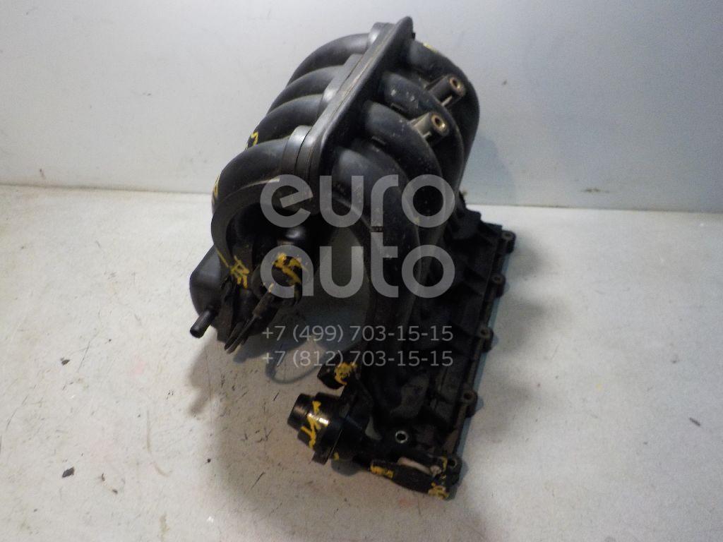 Коллектор впускной для Chevrolet Aveo (T250) 2005-2011;Aveo (T200) 2003-2008 - Фото №1