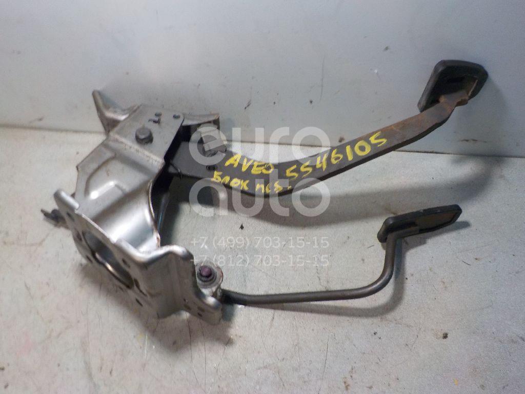 Блок педалей для Chevrolet Aveo (T250) 2005-2011;Aveo (T200) 2003-2008 - Фото №1