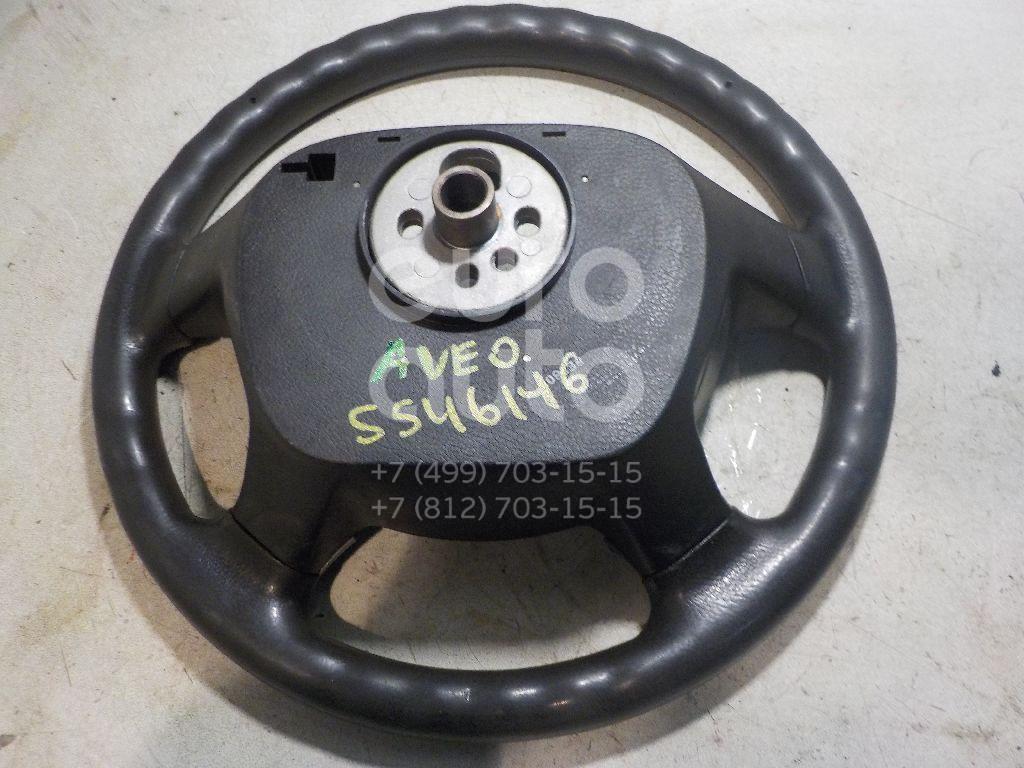 Рулевое колесо для AIR BAG (без AIR BAG) для Chevrolet Aveo (T250) 2005-2011 - Фото №1