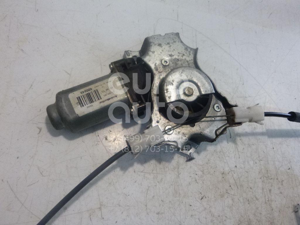 Стеклоподъемник электр. передний правый для Nissan Pathfinder (R51) 2005-2014;Navara (D40) 2005-2015 - Фото №1