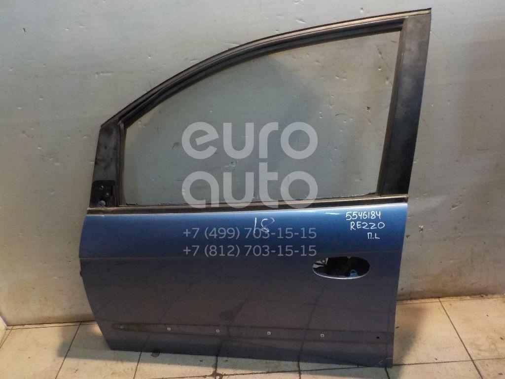 Дверь передняя левая для Chevrolet Rezzo 2005-2010 - Фото №1