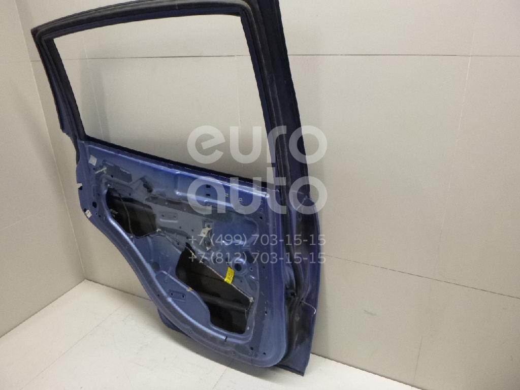 Дверь задняя левая для Chevrolet Rezzo 2005-2010 - Фото №1