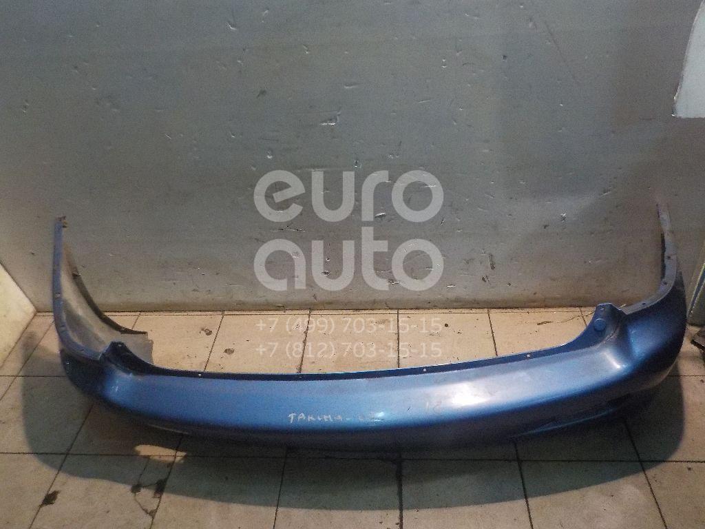 Бампер задний для Chevrolet,Daewoo Rezzo 2005-2010;Rezzo 2000-2011 - Фото №1