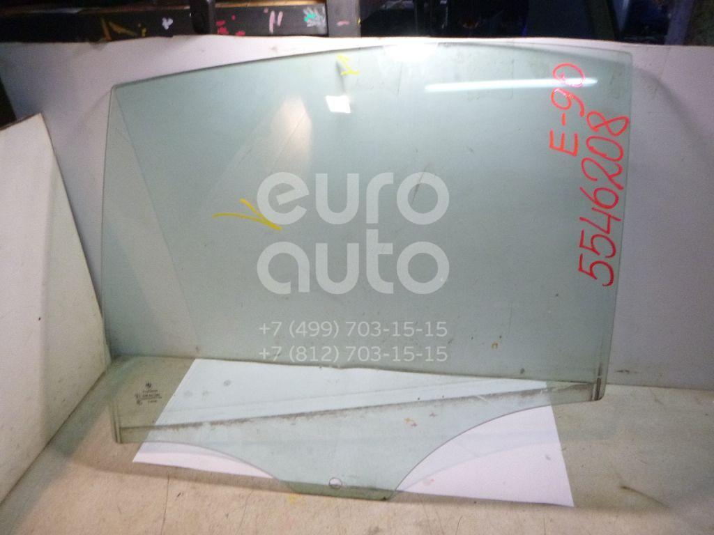 Стекло двери задней левой для BMW 3-серия E90/E91 2005-2012 - Фото №1