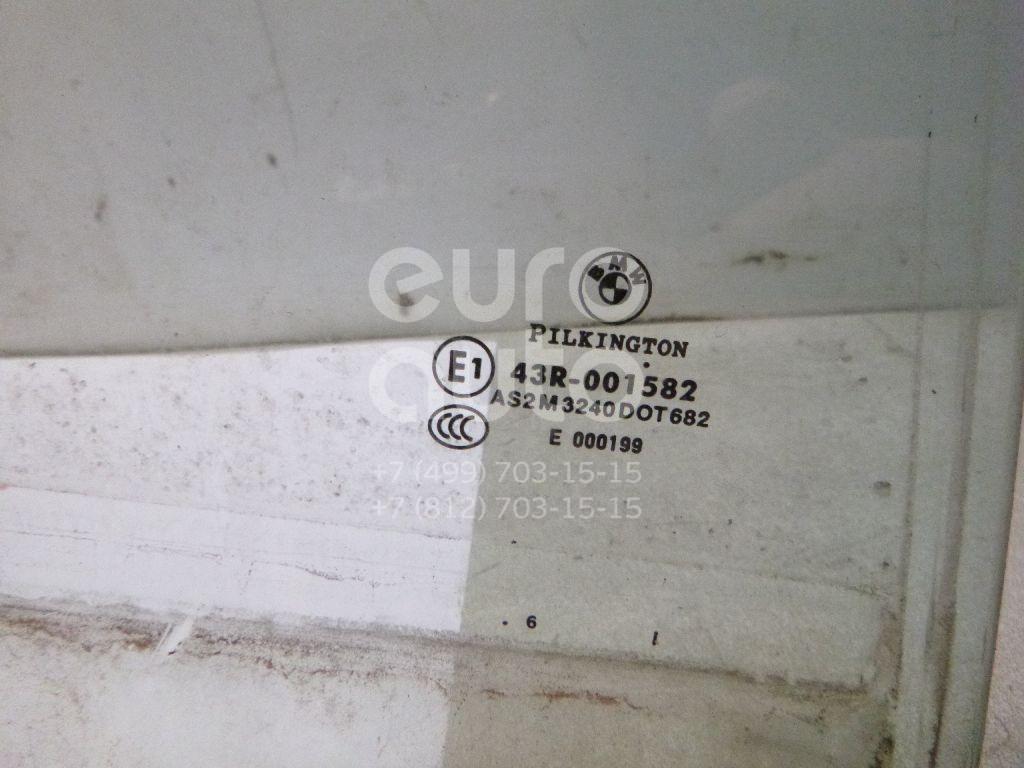 Стекло двери задней правой для BMW 3-серия E90/E91 2005-2012 - Фото №1