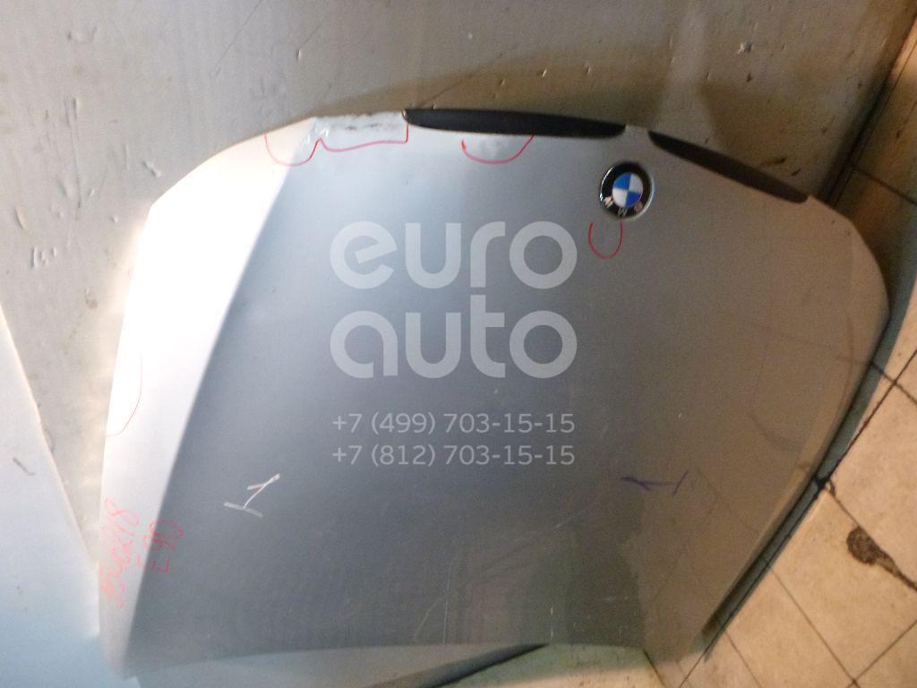 Капот для BMW 3-серия E90/E91 2005-2012 - Фото №1