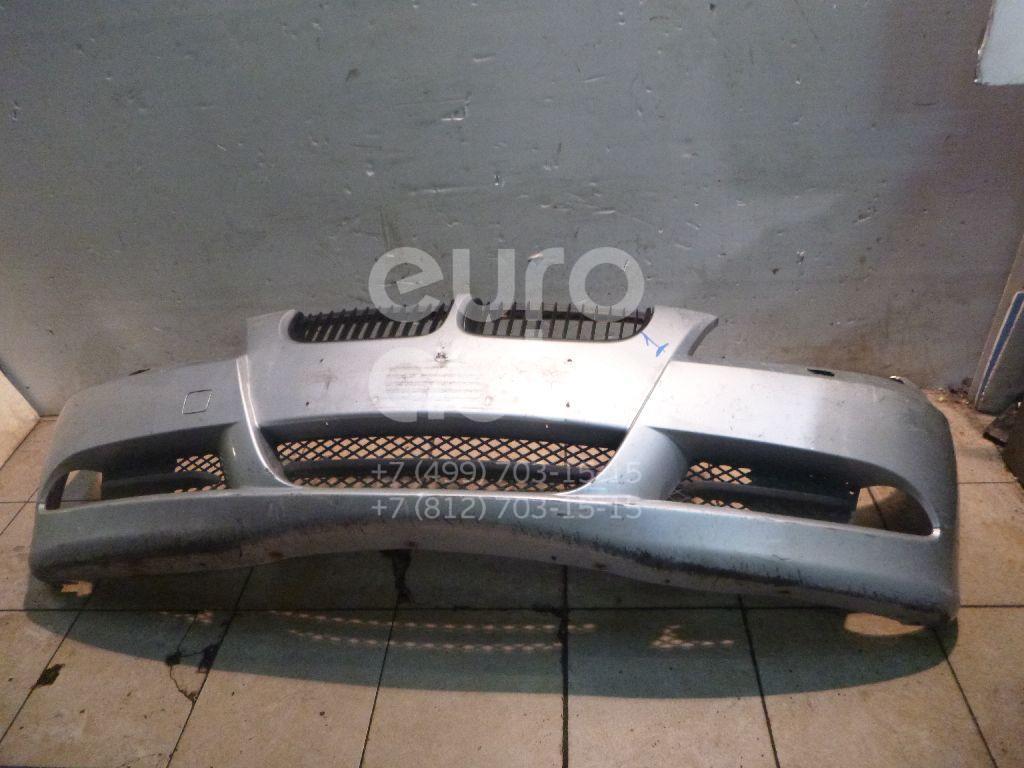Бампер передний для BMW 3-серия E90/E91 2005-2012 - Фото №1