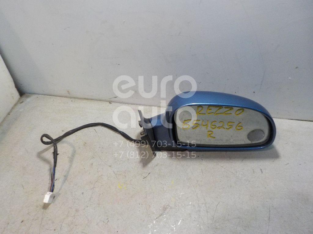 Зеркало правое электрическое для Chevrolet Rezzo 2005-2010 - Фото №1