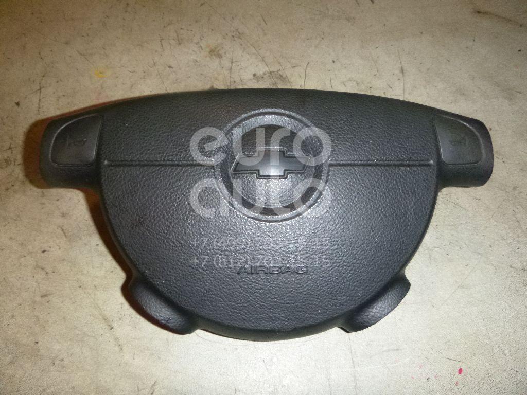Подушка безопасности в рулевое колесо для Chevrolet Lacetti 2003-2013 - Фото №1