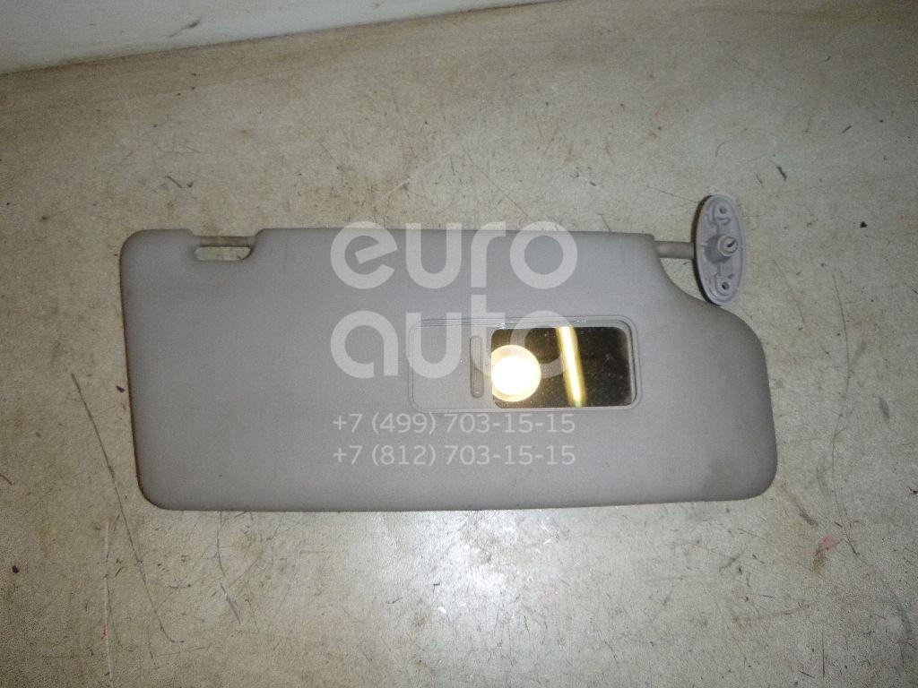 Козырек солнцезащитный (внутри) для Ford Focus I 1998-2005 - Фото №1