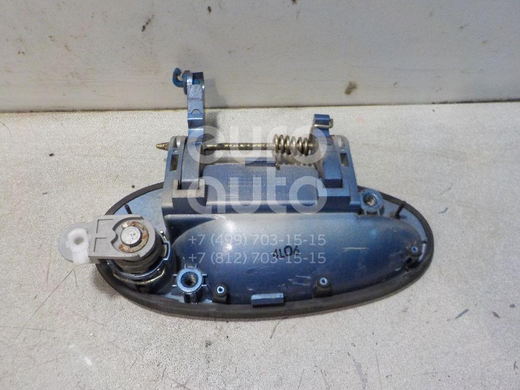 Ручка двери передней наружная левая для Chevrolet,Daewoo Rezzo 2005-2010;Rezzo 2000-2011 - Фото №1