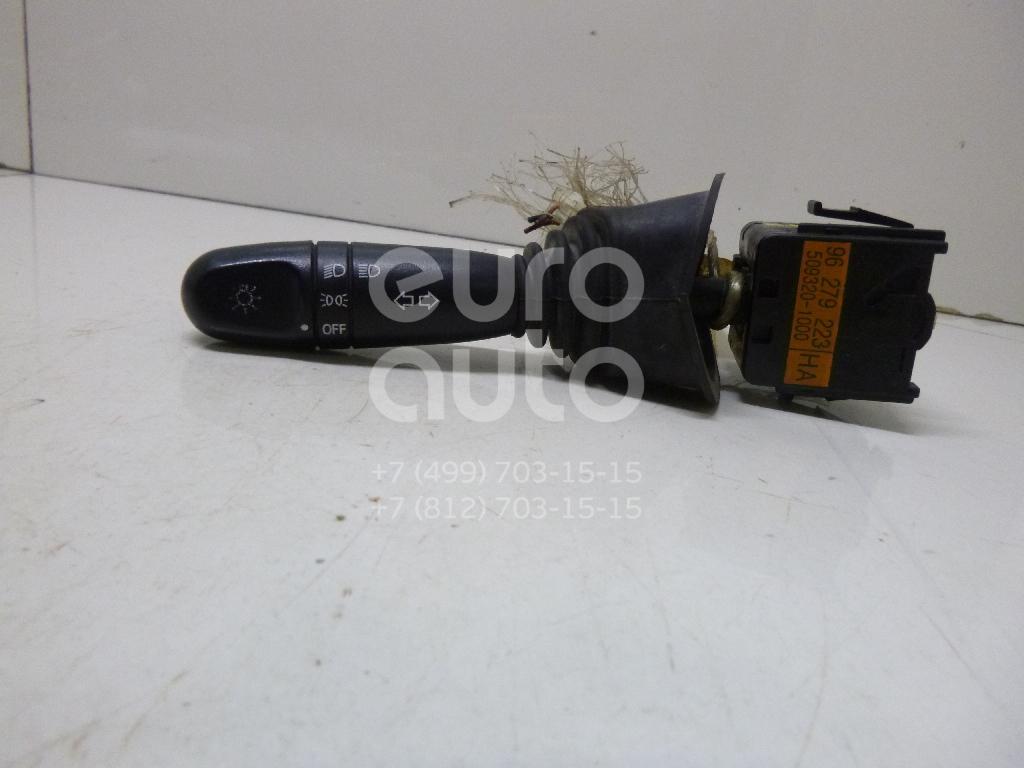 Переключатель поворотов подрулевой для Daewoo Rezzo 2003>;Rezzo 2000> - Фото №1