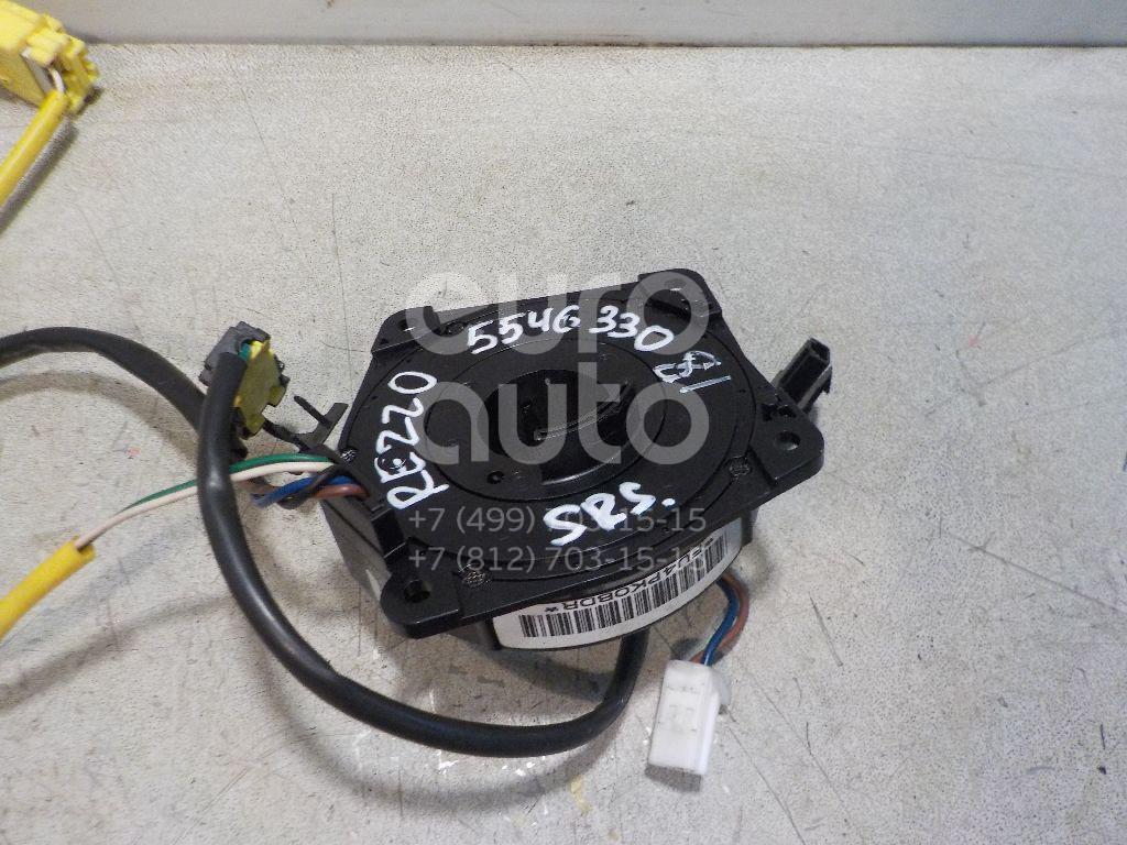 Механизм подрулевой для SRS (ленточный) для Chevrolet Rezzo 2005-2010 - Фото №1