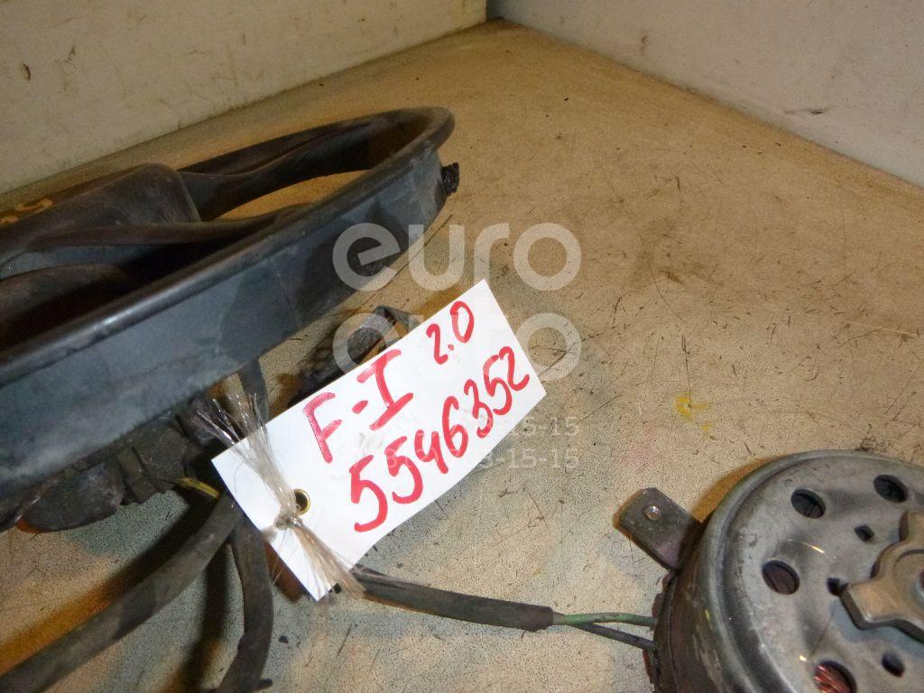 Вентилятор радиатора для Ford Focus I 1998-2005 - Фото №1