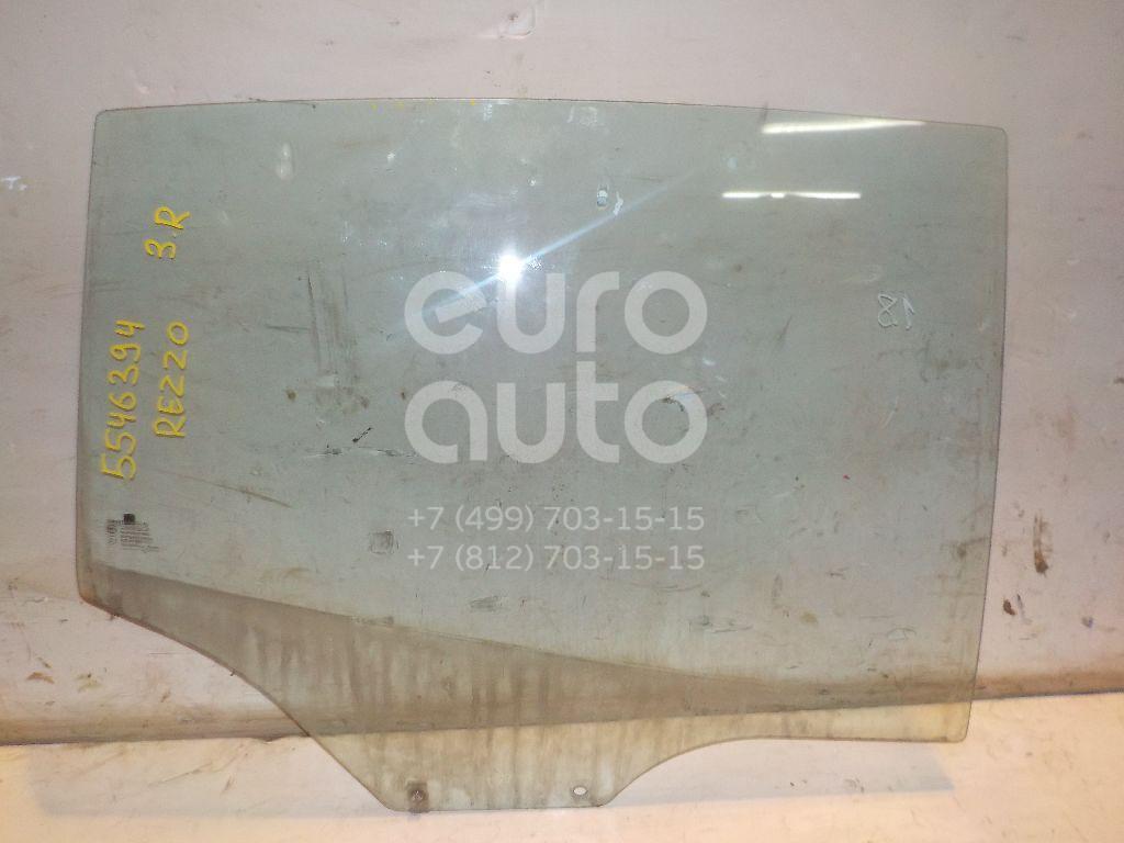 Стекло двери задней правой для Chevrolet,Daewoo Rezzo 2005-2010;Rezzo 2000-2011 - Фото №1