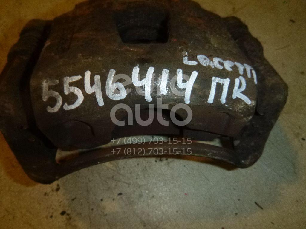 Суппорт передний правый для Daewoo Lacetti 2003>;Nubira 1997>;Aveo (T200) 2003-2008;Gentra II 2013> - Фото №1