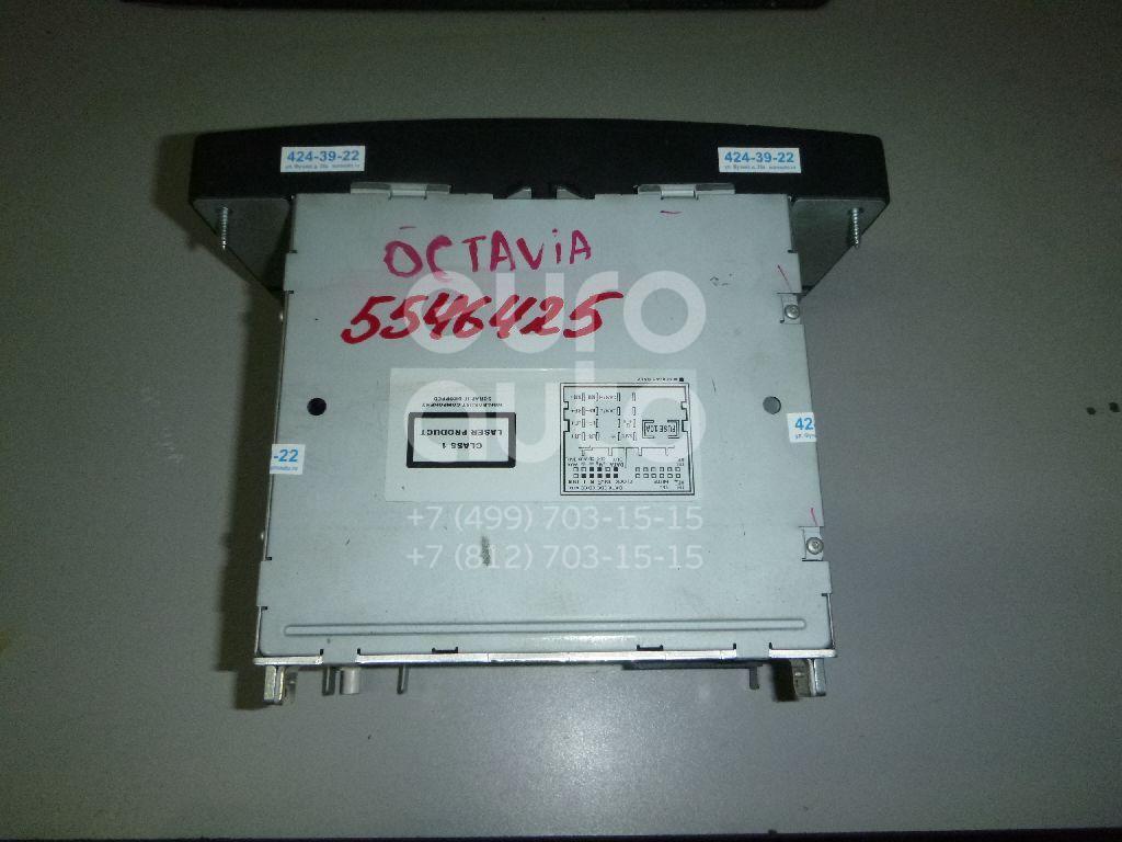 Магнитола для Skoda Octavia (A5 1Z-) 2004-2013 - Фото №1