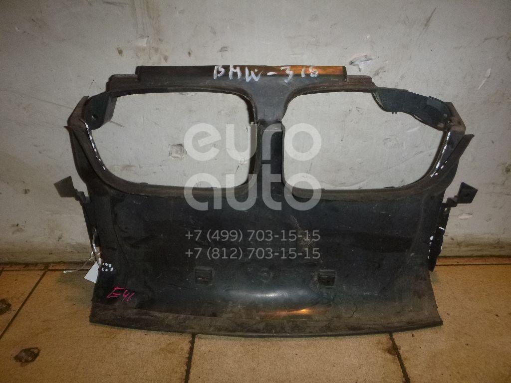 Воздухозаборник (внутри) для BMW 3-серия E46 1998-2005 - Фото №1
