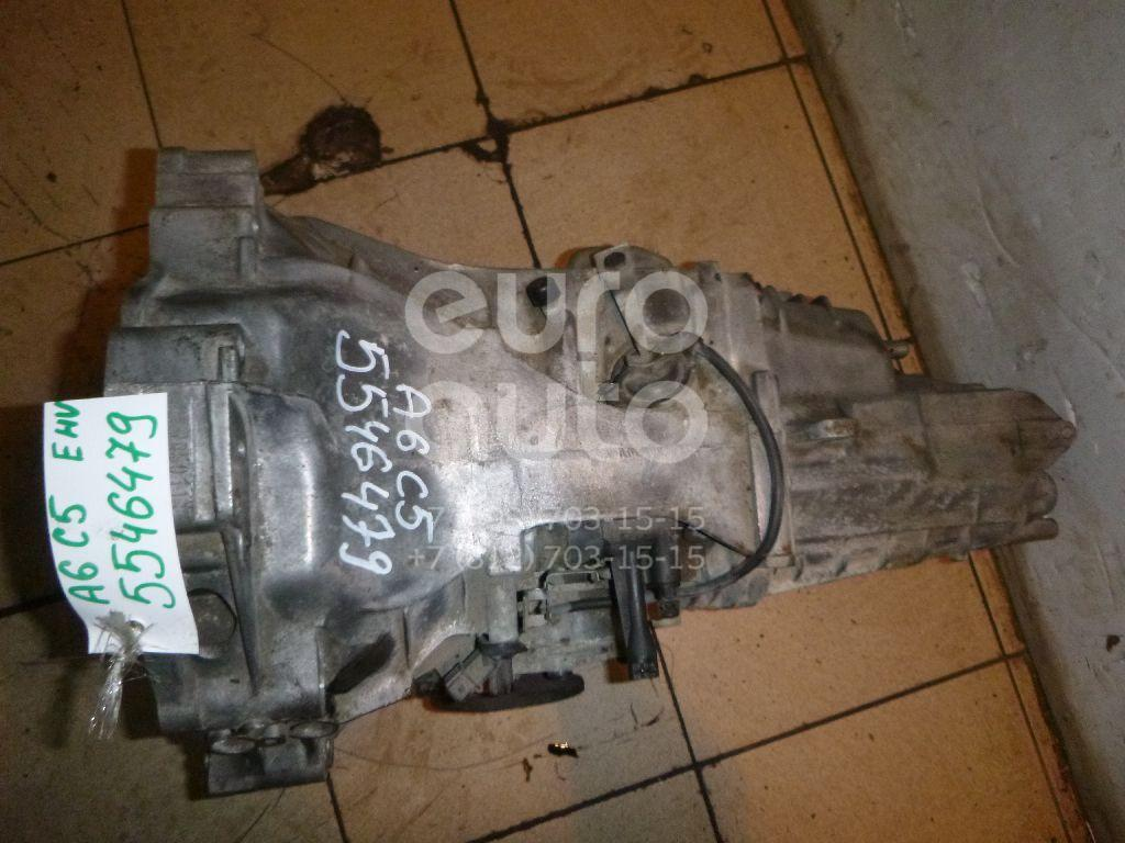 МКПП (механическая коробка переключения передач) для Audi A6 [C5] 1997-2004;A4 [B5] 1994-2000;Passat [B5] 1996-2000 - Фото №1