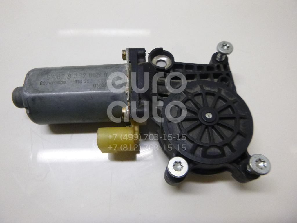 Стеклоподъемник электр. задний левый для BMW 3-серия E46 1998-2005 - Фото №1