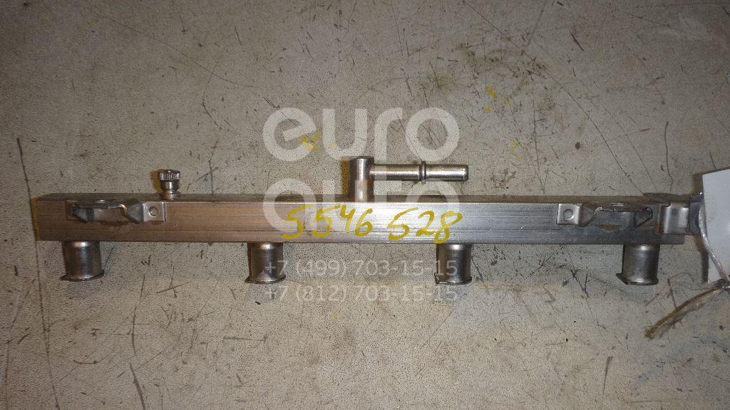 Рейка топливная (рампа) для BMW 3-серия E46 1998-2005 - Фото №1